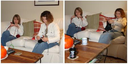 Knit, knit, knit