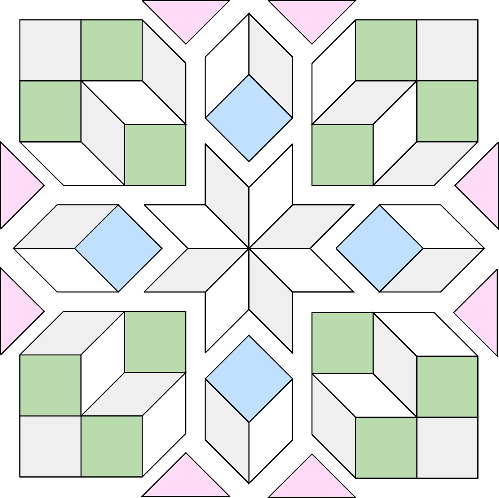 Carpenter s Wheel Quilt-Along Bloomin Workshop
