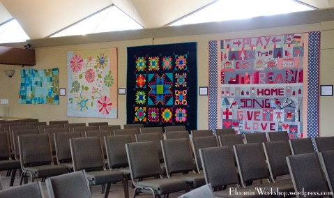 quilt-wall-church